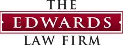 The Logo of Oklahoma City Auto Accident Attorneys, The Edwards Law Firm