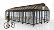 Velodome Announces New Product Line of Bike Parking Shelters, Bike...