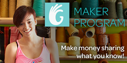 Guidecentral Maker Program - Make money sharing what you know