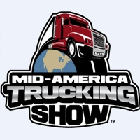 Mid America Trucking Show 2014 Logo