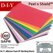 RF Safe Announces Peel n Shield™ Cell Phone Radiation Shielding: Adhesive Flexible Foam for D-I-Y Protection from RF Radiation Health Hazards