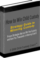 how to win child custody review
