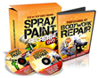 Spray Paint Secrets Review | Learn How To Become A Spray Paint Artist...