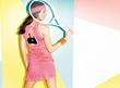 New Spring-2014 Lija Style Tennis Apparel Line