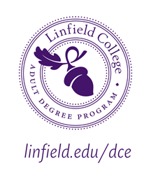 Linfield Adult Degree Program logo
