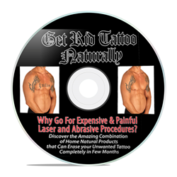 get rid of tattoo naturally review