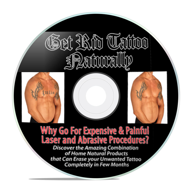 Get rid of tattoo naturally review exposes how to remove for How to get rid of a tattoo at home