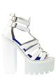 Jeffrey Campbell Freema Available at Envishoes.com, sandal