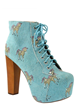 Jeffrey Campbell Lita Unicorn available at Envishoes.com
