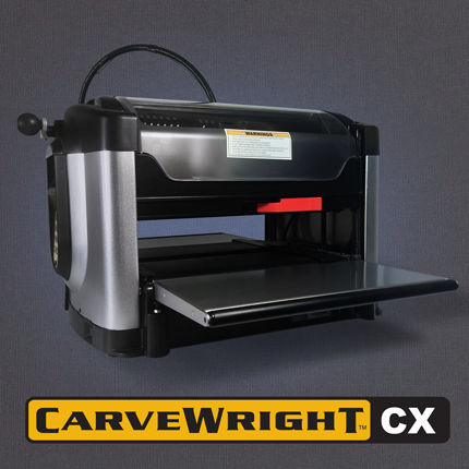 Carvewright Announces The New Carvewright Cx Cnc