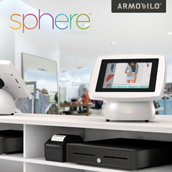 Sphere™ by Armodilo - Tablet Point of Purchase Redefined