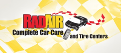 Rad Air Complete Car Care & Tire Center
