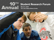 10th Annual Student Research Forum Showcases Discoveries