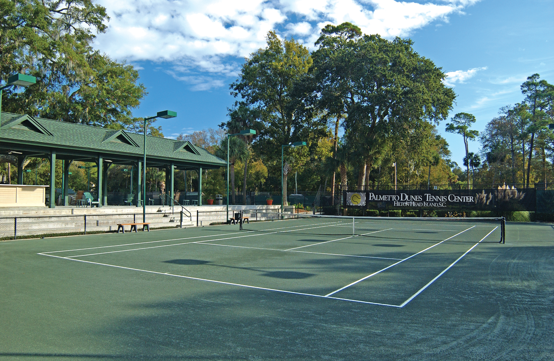 Top 10 Reasons To Play Tennis At Palmetto Dunes Oceanfront