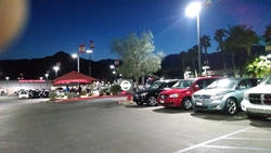 Palm Springs Nissan invests in significant infrastructure upgrade to reduce greenhouse gases, light pollution, and energy consumption.