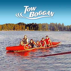 Towboggan towable Lake Water Toy