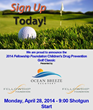 Ocean Breeze Recovery to Sponsor Fellowship Foundation Golf Classic