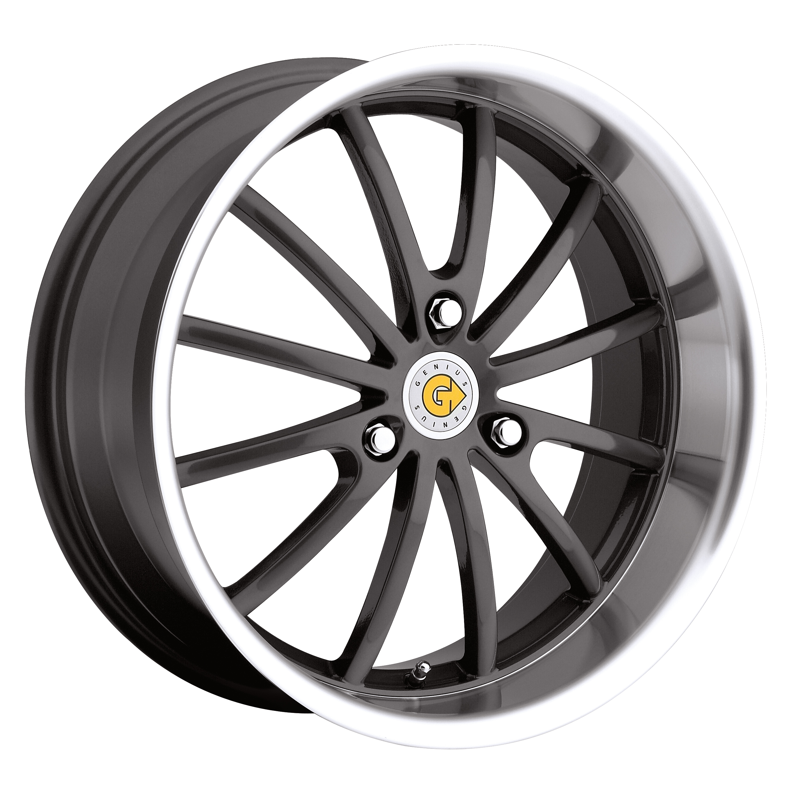Genius Wheels Adds New Dimensions For Customizing Smart