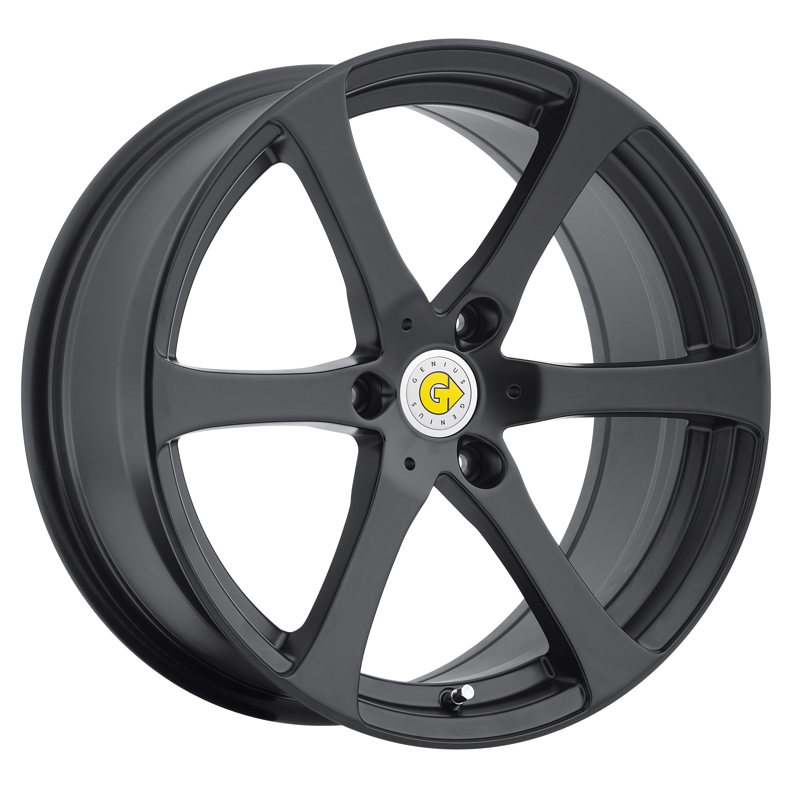 smart wheels rims wheel dimensions newton genius darwin matte models custom lug rear adds customizing