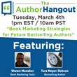 "Book Marketing Tools Announces the Second Episode of ""The Author..."