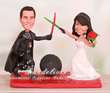 Star War Darth Vader Cake Toppers