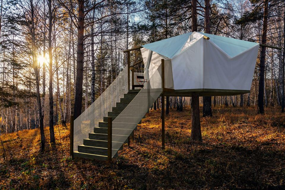 Glamping Under The Stars In Glacier Country