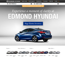 edmond hyundai dealership launches cutting-edge website