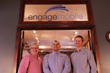 Matthew Barksdale, Darrin Clawson and Steve Timperley of Engage Mobile