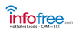 Complimentary CRM and Unlimited Sales Leads from Infofree.com Gets...