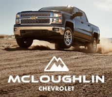 McLoughlin Chevrolet anticipates 2015 Silverado with new eight-speed automatic transmission