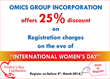 OMICS Group Conferences is celebrating the International Women's day...