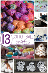 cotton ball crafts