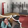 Dero Dream Bike Room Pinterest Contest Starts March 3, 2014