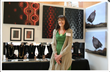 Debbie Ames Photographer and Jewelry Designer at Taste of Yountville 2013
