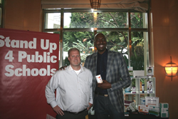 Activz whole-food nutrition, montel williams, NASB, John Sally, NASB, stand up for public schools