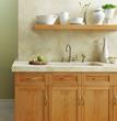Fairmont Kitchen Faucet With Danze D495940SS Soap & Lotion Dispenser