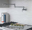 Hansgrohe HG KITCHEN 04218000 Pot Filler Wall-Mounted