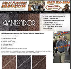 commercial berber carpet