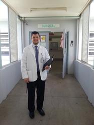 Christopher Garcia, President of J.N.F Hospital Fund & UMHS SGA President