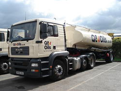 Q8Oils announces a performance upgrade for its Q8 T910 ultra-high-performance synthetic heavy duty diesel oil