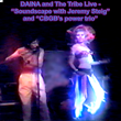 "Daina and the Tribe LIVE at ""Soundscape with Jeremy Steig and CBGB's power trio"