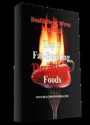 Top 5 Fat Burning Foods