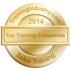 Top Sales Training Companies 2014