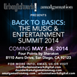 'Back to Basics: The Urban Music & Entertainment Summit 2014'...