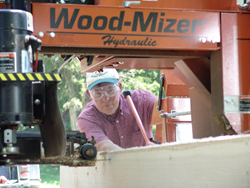 Dan Cassens, Purdue University Professor and Hardwood Lumber Workshops Instructor