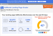 WordStream Launches AdWords Landing Page Grader, a Landing Page...