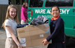 Ware Academy Brings Warmth To Community Through Bread For Life