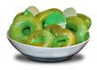 The St Patrick's Day Green Bagel Mix
