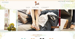 Juil's New Site