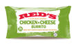 Red's Natural Foods Offers First Taste of New 5 oz. Burrito...
